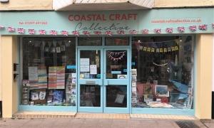Coastal Craft Shop Front